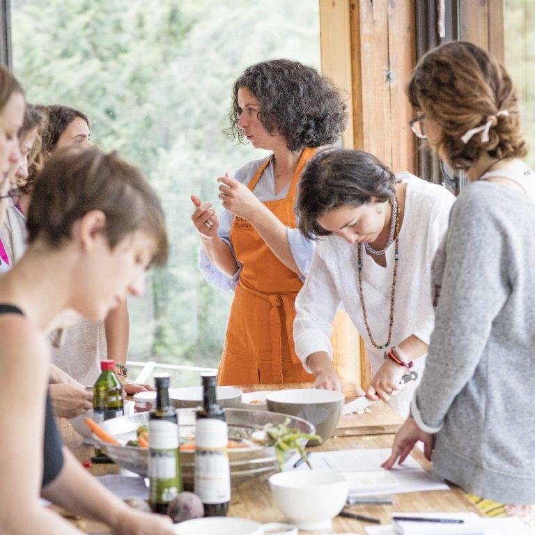 Cours de cuisine Chambéry